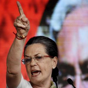 Modi Sarkaar has done nothing other than 'show-baazi': Sonia