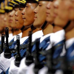 Watch out for China's new, improved, army