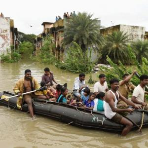'Chennai could have avoided the floods'
