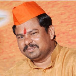 BJP MLA booked for 'provocative' statements against beef festival