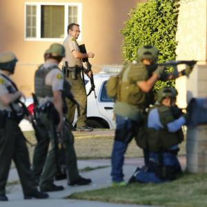 California shooting: Woman attacker pledged allegiance to the Islamic State