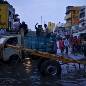 PHOTOS: Chennai grapples with flood aftermath
