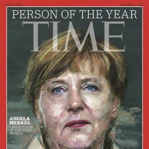 Angela Merkel named Time 'Person of the Year 2015'