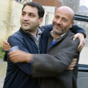 Why this Kashmiri Pandit is hugging everyone