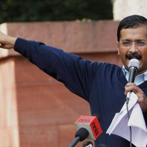 Your fight is with me, don't trouble Delhi people: Kejriwal to Modi