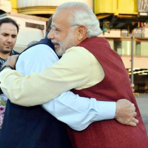 Modi first Indian PM in Pakistan since Vajpayee