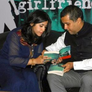 'India is semi-literate and Chetan Bhagat is the best it can do'
