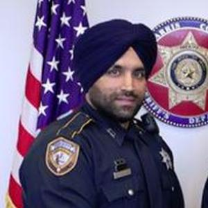 Sikh cop makes history in Texas, to be first to wear turban