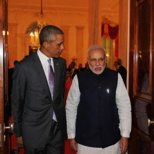 'Modi should answer good friend Obama on religious violence'