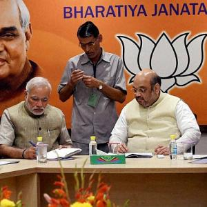 After Delhi rout, BJP faces troubles all over