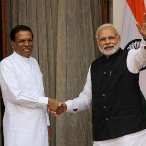 Rajapaksa's loss can be Modi's gain