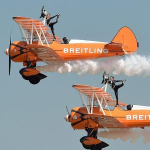 #AeroIndia: The world's best are HERE