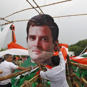Rahul Gandhi and the Art of Vacationing