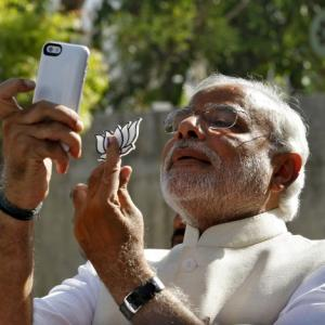PM Modi No. 2 on Twitter among world leaders