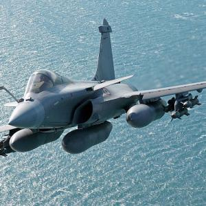 The Rafale 'secret' clause