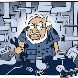 Modi wants to create a new normal