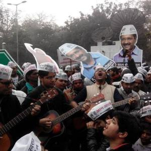 'People of Delhi regret making Kejriwal their CM'
