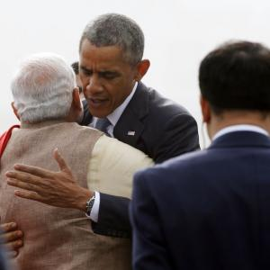 Beyond the hugs, a solid India-US partnership