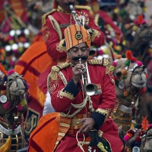 In PHOTOS: India's GRAND show at Rajpath