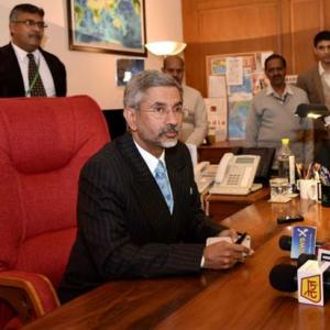 BJP may send Jaishankar to Rajya Sabha from Gujarat