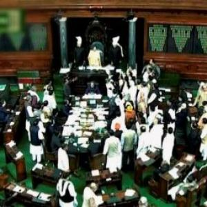 Disruption in Parliament is India's version of tradition