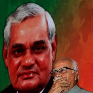 Vajpayee was a 'Chanakya.' Advani, a 'straight arrow'