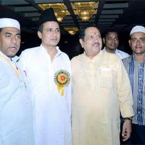 RSS angrily denies it organised iftar