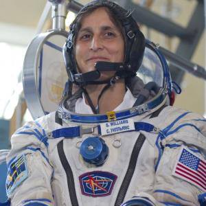 Desi astronaut Sunita Williams soars to new heights!