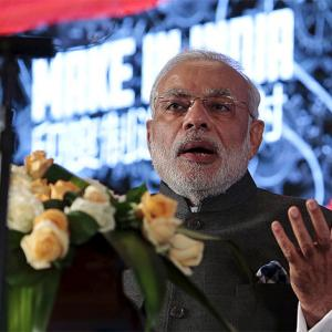 'Modi is taking a big risk'