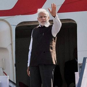 Modi to be the first Indian PM to visit Israel