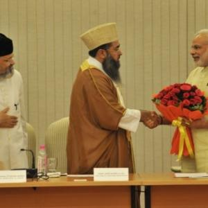 Maulanas to Modi: We are not outsiders in Hindustan