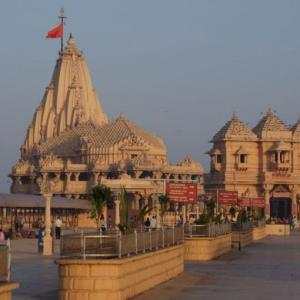 VOTE: No entry for non-Hindus at Somnath temple sans permit. Do you agree?