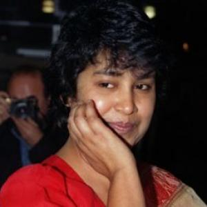 Death threats drive author Taslima Nasreen to US