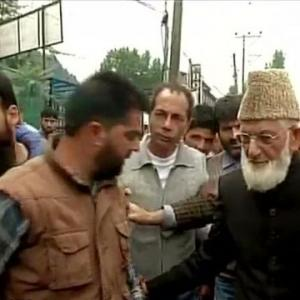Indian on paper, not by birth: Geelani on passport formalities
