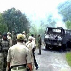 Naga insurgent group NSCN-K behind Manipur ambush