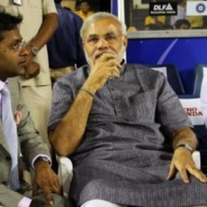Sushma-Lalit Modi row: Did PM tacitly help a fugitive, asks Congress