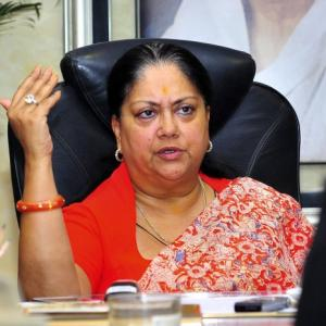 Lalit Modi row: Raje may go, Swaraj likely to survive