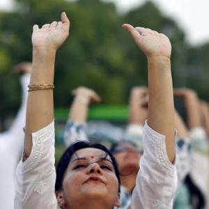 From Ranchi to Russia: How Yoga Day fever has gripped the world