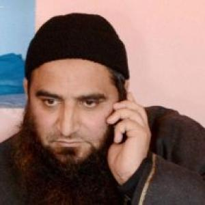 Masarat Alam to Rediff: 'I have faith in the judiciary'