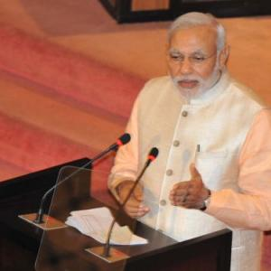 Your success is of great significance to us: Modi in Lanka Parliament