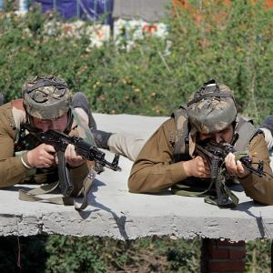 Terror strike on Army camp in Samba, 2 terrorists killed