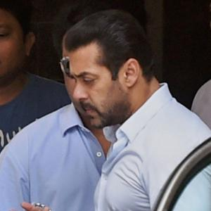 What was Salman Khan charged with?