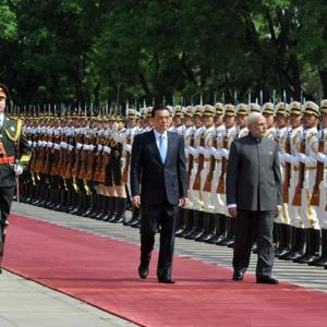 At last, an Indian leader who knows how to deal with China