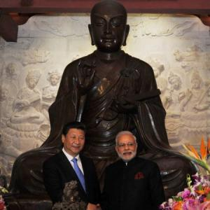Beyond great 'optics', no great push in Indo-China ties