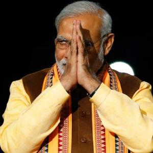 After Madison moment, Modi to rock Wembley in UK