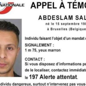 Paris attack suspect handed over to France