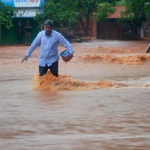 Flood fury unleashed in Tamil Nadu; death toll climbs to 71