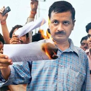 Arvind Kejriwal, before politics happened