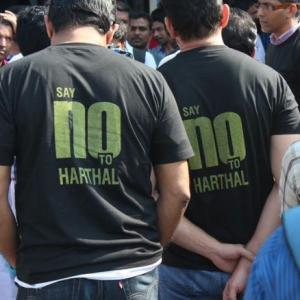 Finally, one state decides to tackle hartals