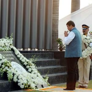 PHOTOS: Seven years on, Mumbai honours its 26/11 heroes